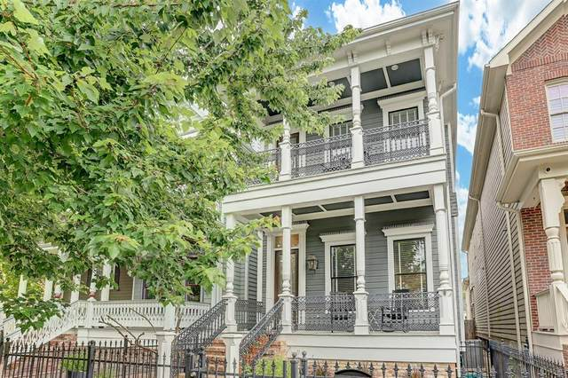 617 E 8th 1/2 Street, Houston, TX 77007 (MLS #24419284) :: Connell Team with Better Homes and Gardens, Gary Greene