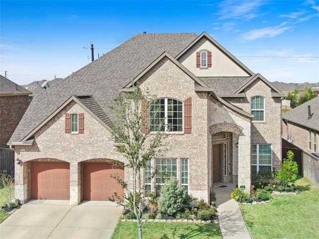 2316 Dolan Falls Lane, Pearland, TX 77089 (MLS #24421125) :: Ellison Real Estate Team