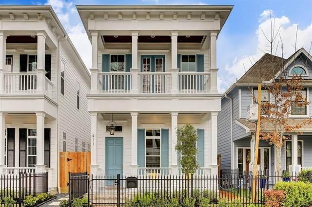 415 W 24th Street, Houston, TX 77008 (MLS #24436150) :: Ellison Real Estate Team