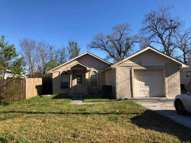 6603 Foster Street, Houston, TX 77021 (MLS #2443817) :: The Heyl Group at Keller Williams