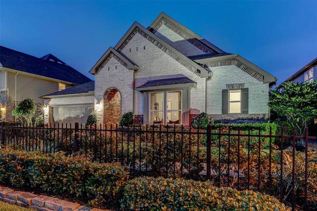 15418 Easton Gate Lane, Houston, TX 77044 (MLS #24439718) :: The SOLD by George Team