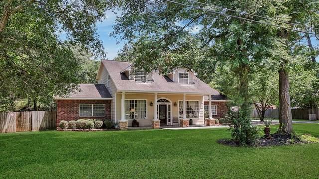23626 Creek Wood Drive, Spring, TX 77389 (MLS #24443232) :: Giorgi Real Estate Group