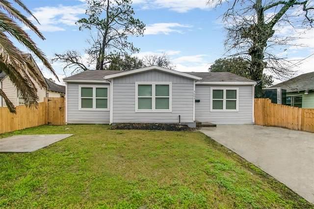 5603 Gano Street, Houston, TX 77009 (MLS #24452551) :: Giorgi Real Estate Group