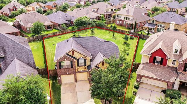 9519 Sapphire Hill Lane, Katy, TX 77494 (MLS #24457619) :: Texas Home Shop Realty