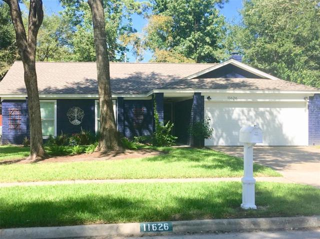 11626 Park Creek Drive, Houston, TX 77070 (MLS #24457652) :: KJ Realty Group