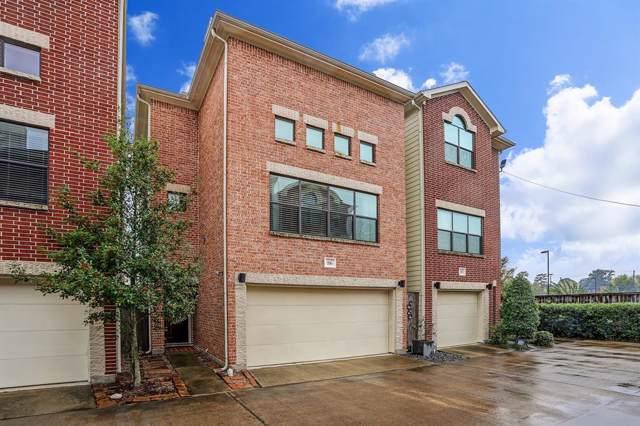 650 Westcross Street #86, Houston, TX 77018 (MLS #24459004) :: Texas Home Shop Realty