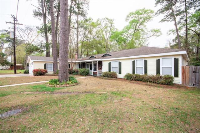 128 Circle Drive, Cleveland, TX 77327 (MLS #24486551) :: Connect Realty