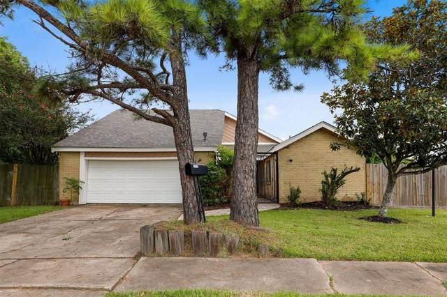 11702 Nobility Drive, Houston, TX 77477 (MLS #2449512) :: The Heyl Group at Keller Williams