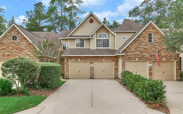55 Wintergreen Trail, The Woodlands, TX 77382 (#24495188) :: ORO Realty