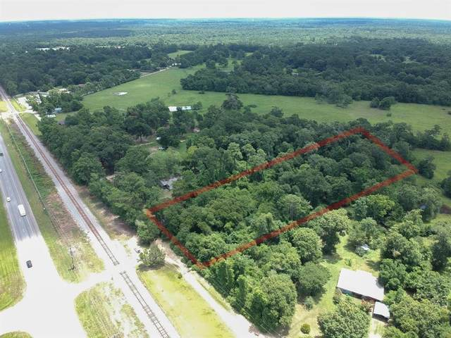 152 County Road 377, Cleveland, TX 77327 (MLS #24499675) :: My BCS Home Real Estate Group