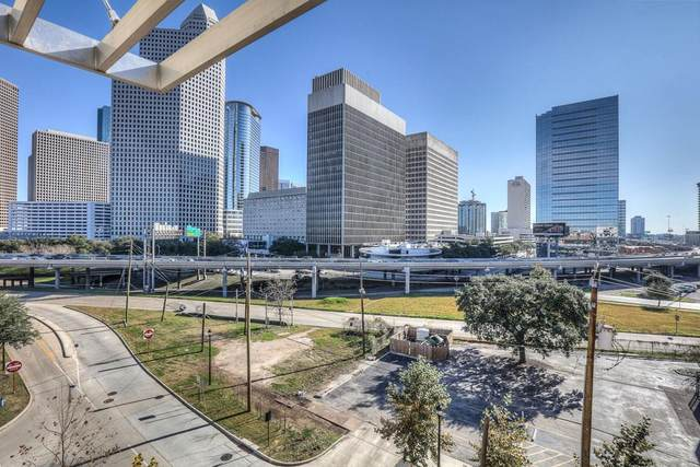 300 St Joseph Parkway #414, Houston, TX 77002 (MLS #24500497) :: The SOLD by George Team