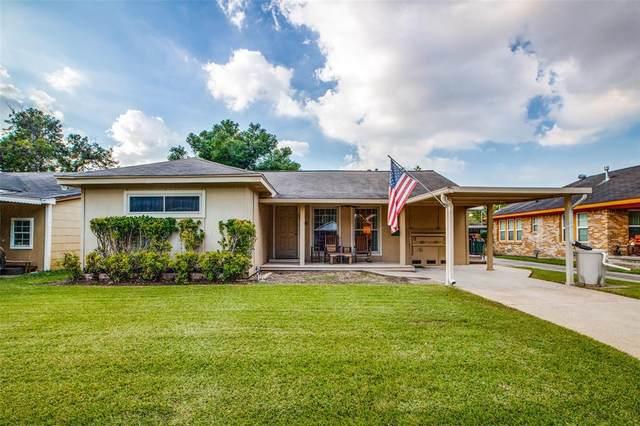 8421 Baker Drive, Houston, TX 77017 (MLS #24501491) :: EW & Associates Realty, LLC