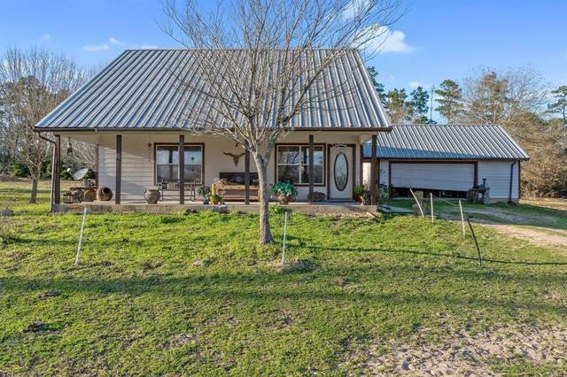 8895 County Line Road, Willis, TX 77378 (MLS #24507993) :: Johnson Elite Group