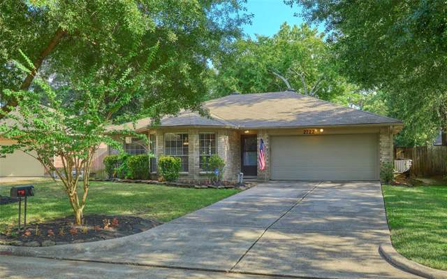 2722 Longleaf Pines Drive, Kingwood, TX 77339 (MLS #24508301) :: Texas Home Shop Realty