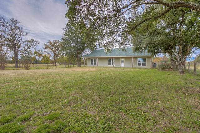 889 Fm 247 Road, Huntsville, TX 77320 (MLS #24511146) :: The SOLD by George Team
