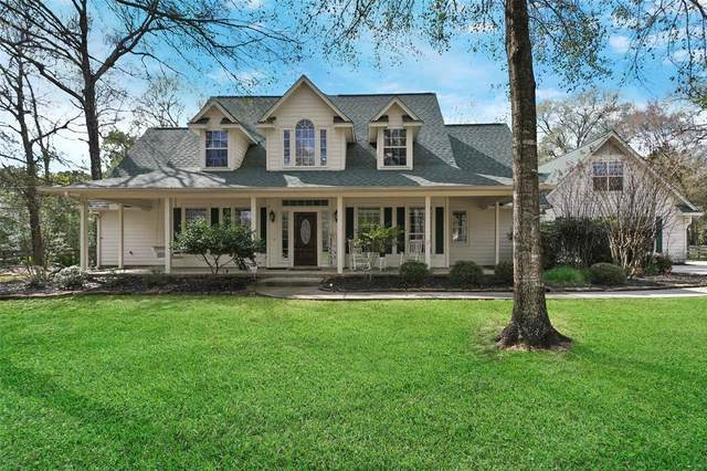 10003 Crestwater Circle, Magnolia, TX 77354 (MLS #24522024) :: The Bly Team