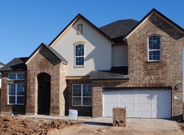 511 Round Lake Drive, Rosenberg, TX 77469 (MLS #24522698) :: The Sansone Group