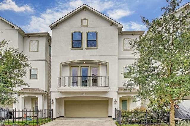 1510 Johnson Street, Houston, TX 77007 (MLS #24523929) :: Ellison Real Estate Team