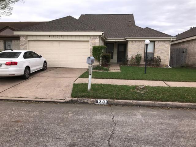6203 Gladewell Drive Drive, Houston, TX 77072 (MLS #24524611) :: The Heyl Group at Keller Williams