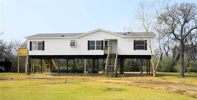 213 Oak Island Drive, Anahuac, TX 77514 (MLS #24527406) :: The Queen Team