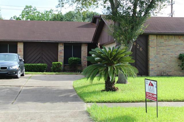 8426 Quail Crest Drive, Houston, TX 77489 (MLS #24544764) :: Team Parodi at Realty Associates