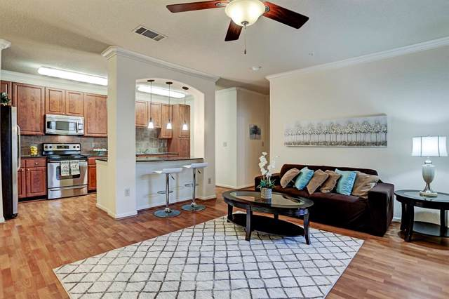 1711 Old Spanish Trail #104, Houston, TX 77054 (MLS #24557864) :: The SOLD by George Team