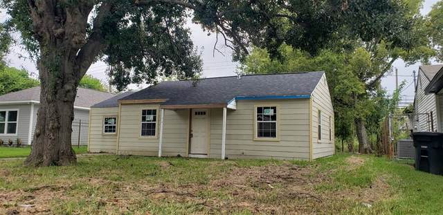 1419 Pleasantville Drive, Houston, TX 77029 (MLS #24558960) :: All Cities USA Realty