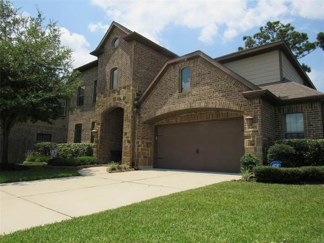 13103 Tapper Ridge Lane, Humble, TX 77346 (MLS #24564846) :: The Heyl Group at Keller Williams