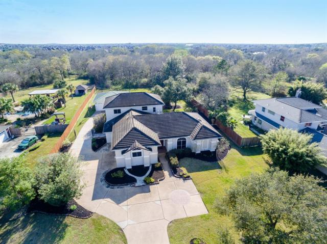 2202 Airline Drive, Friendswood, TX 77546 (MLS #24568194) :: Caskey Realty