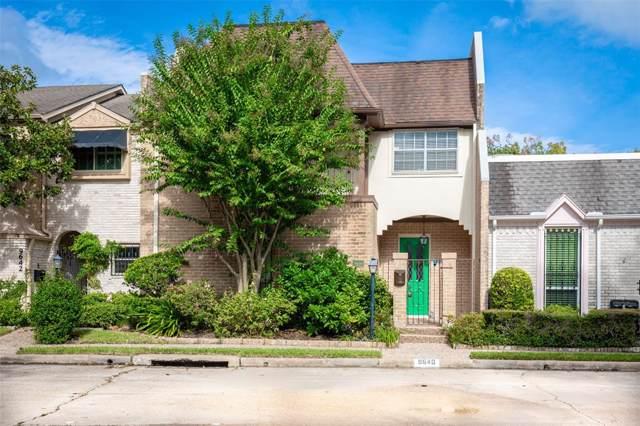 9640 Longmont Drive, Houston, TX 77063 (MLS #24569282) :: The Jennifer Wauhob Team