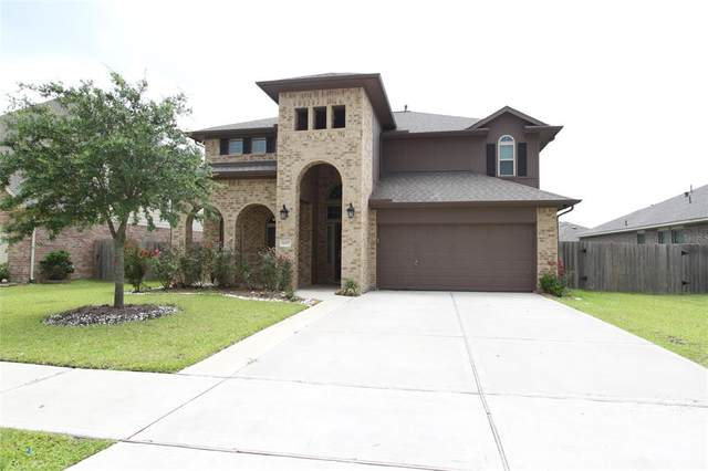 8607 Marble Terrace Court, Richmond, TX 77407 (MLS #24569771) :: The SOLD by George Team