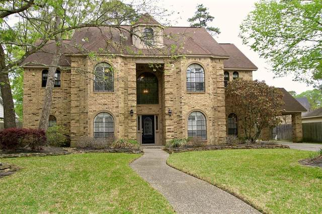 5723 Gladehill Drive, Kingwood, TX 77345 (MLS #24572368) :: Ellison Real Estate Team
