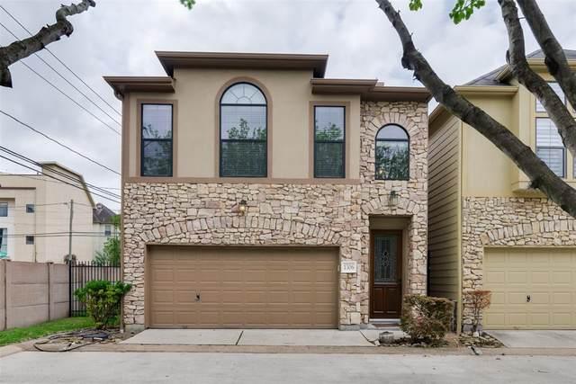 1306 Studer, Houston, TX 77007 (MLS #24576234) :: The Home Branch