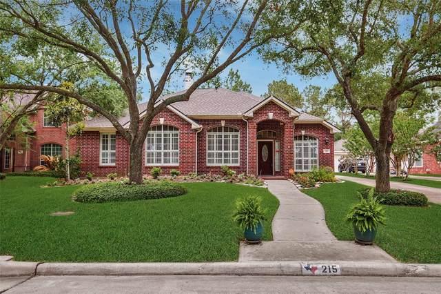 215 Carey Ridge Court, Houston, TX 77094 (MLS #24594233) :: The SOLD by George Team