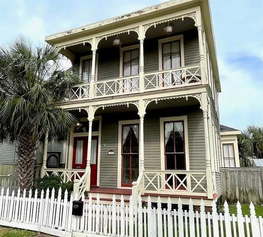 1826 L Avenue, Galveston, TX 77550 (MLS #24594877) :: My BCS Home Real Estate Group