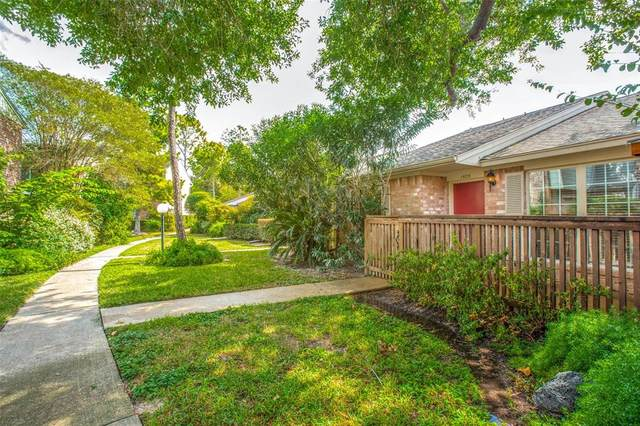 8801 Hammerly Boulevard #1505, Houston, TX 77080 (MLS #24600166) :: Michele Harmon Team