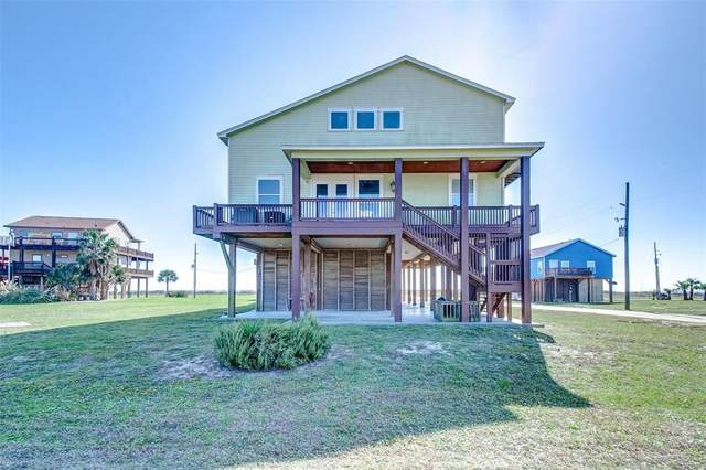 2020 Idyle View, Crystal Beach, TX 77650 (MLS #24601638) :: The Home Branch