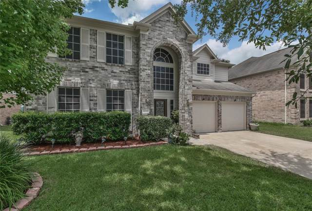16130 Cypress Point Drive, Cypress, TX 77429 (MLS #24606139) :: The Bly Team