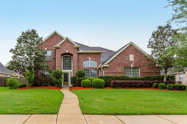 1206 Cambridge Drive, Friendswood, TX 77546 (MLS #2461668) :: Rachel Lee Realtor
