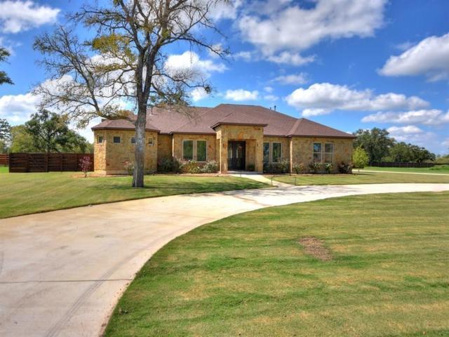 156 Eland Avenue, Bastrop, TX 78602 (MLS #24619427) :: The Johnson Team
