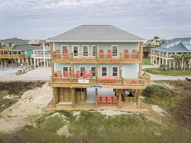 1320 1/2 Emerald Drive, Crystal Beach, TX 77650 (MLS #24632193) :: The Property Guys