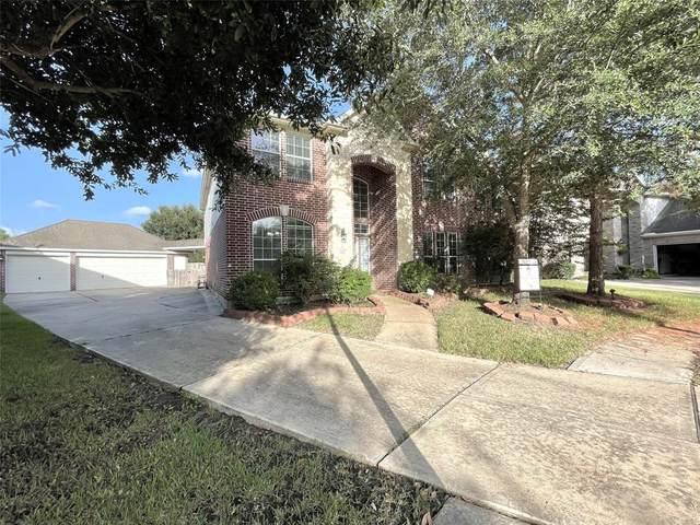 6103 Sebastian Hill Drive, Katy, TX 77494 (MLS #24636245) :: The Bly Team