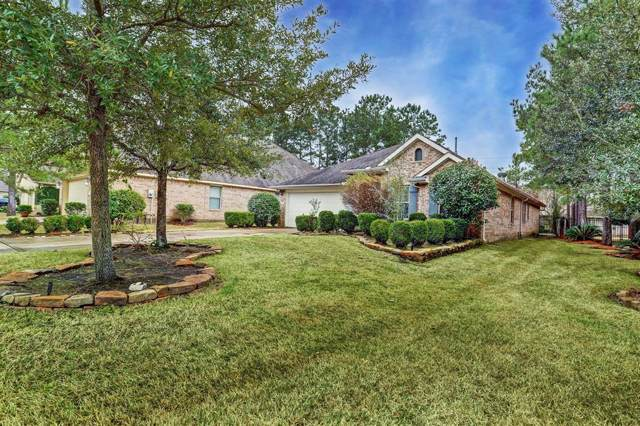 35 Pleasant Point Place, Spring, TX 77389 (MLS #24639605) :: The Heyl Group at Keller Williams
