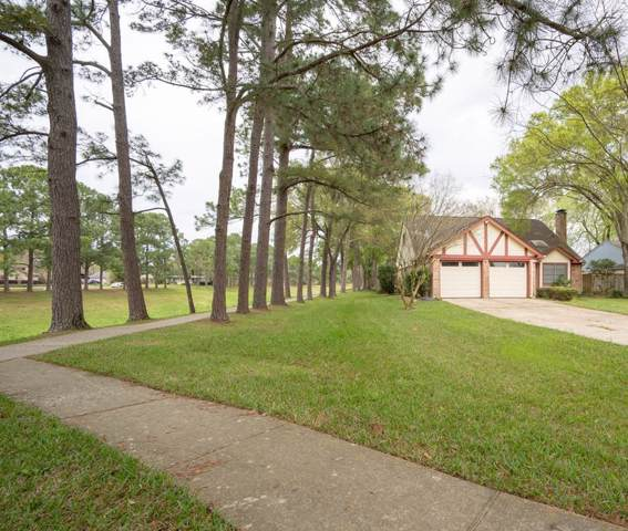 16203 Havenhurst Drive, Houston, TX 77059 (MLS #24646985) :: The SOLD by George Team