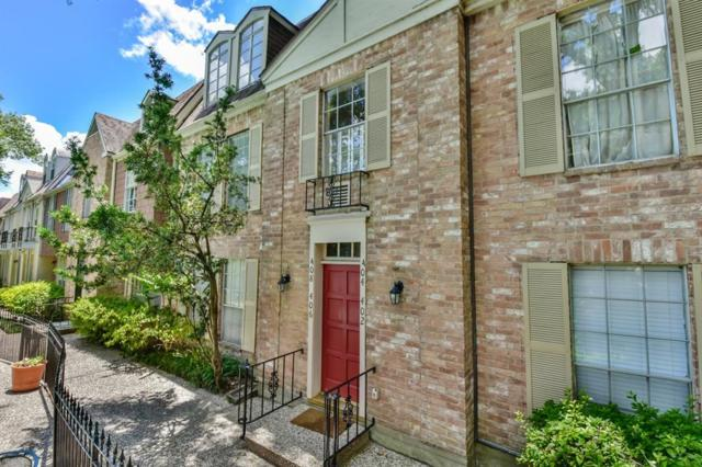 408 N Post Oak Lane #408, Houston, TX 77024 (MLS #24650136) :: Krueger Real Estate