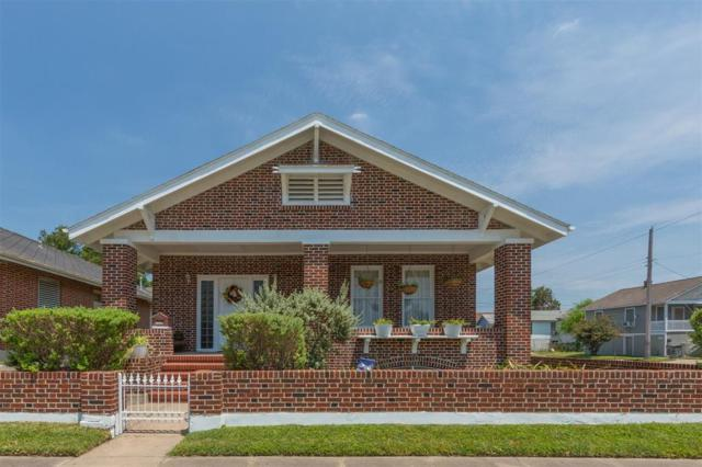 3802 Avenue N, Galveston, TX 77550 (MLS #24650137) :: The SOLD by George Team