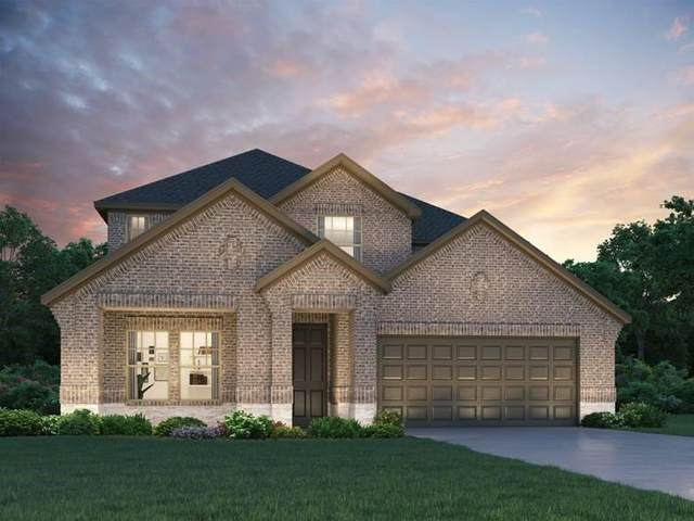 2153 Woodland Pine Drive, Conroe, TX 77384 (MLS #24652497) :: The Bly Team
