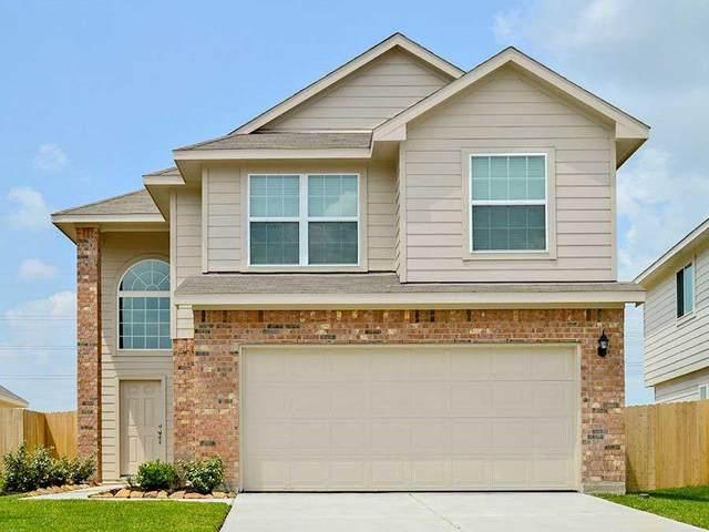 3518 Riverside Glen Lane, Richmond, TX 77469 (MLS #24655729) :: The Home Branch