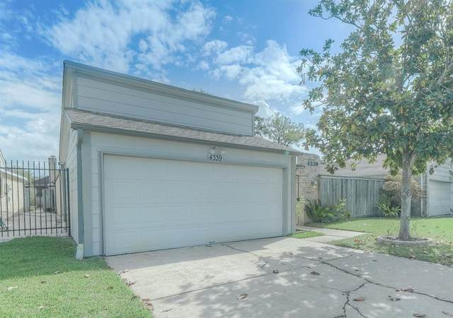 4339 Yupon Ridge Drive, Houston, TX 77072 (MLS #24659627) :: Michele Harmon Team