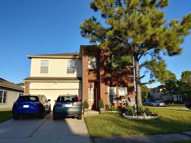 2702 Indigo Stone Lane, Katy, TX 77449 (MLS #24674990) :: The Freund Group
